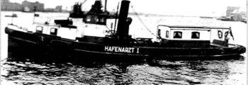 1929 Stapellauf