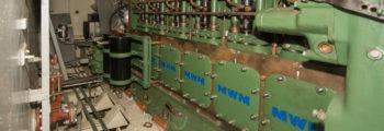 1959 Umbau von Dampf auf Diesel