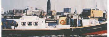 1983 – 2000 Hafenarzt außer Dienst